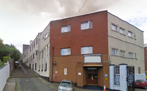 A Direct Provision centre in Dublin. Image: Google Streetview