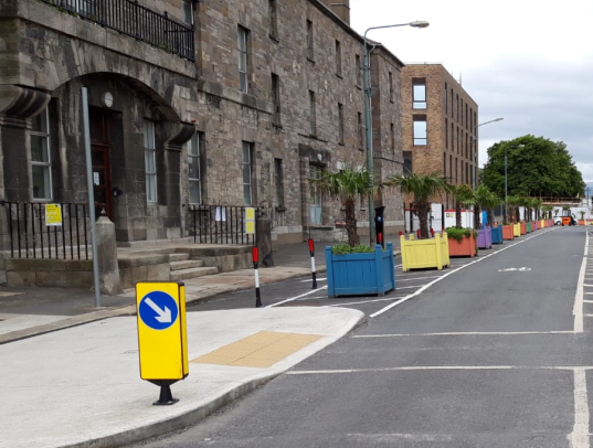 Grangegorman trial. Image: Dublin City Council